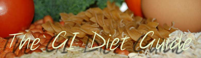The GI Diet Guide