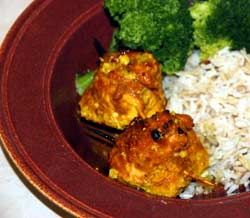 Low glycemic chicken recipes